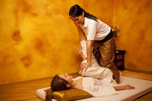 massage thaie